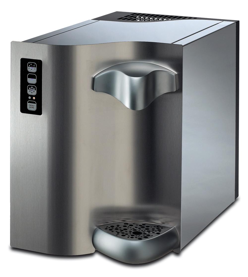 Vattenautomater f r naturellt och kolsyrat kallt vatten - Depurare l acqua di casa ...